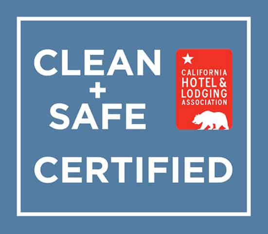 CHLA Clean Safe Certificate