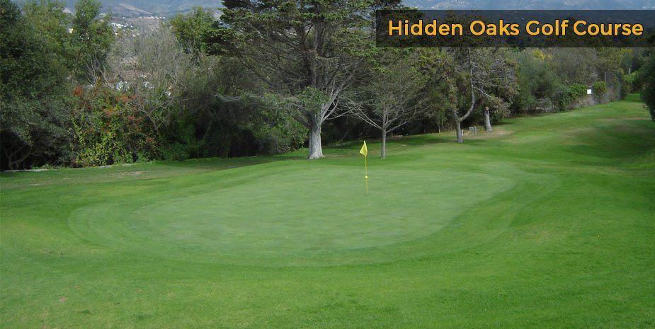 Hidden Oaks Golf Course