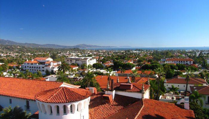 Best Hotel In Santa Barbara Near The Beach