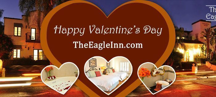 Spend Valentine's Day at SB's Most Romantic Hotel