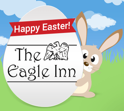 Happy Easter From The Eagle Inn