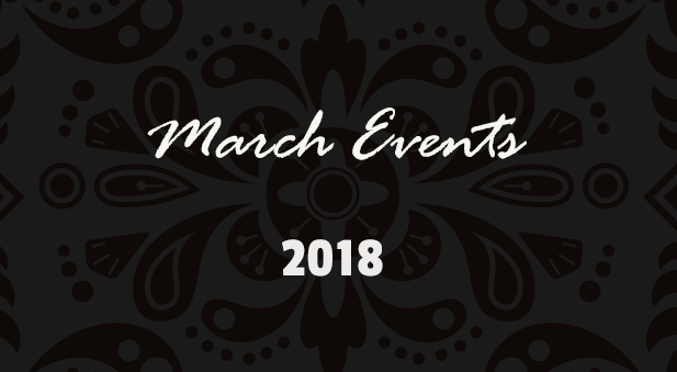 March events in Santa Barbara