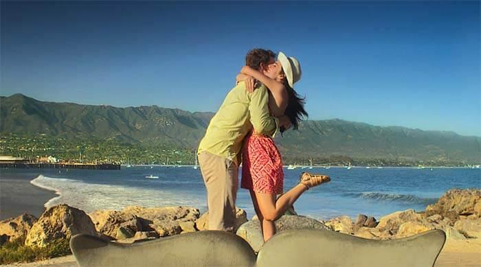 Santa Barbara Honeymoon