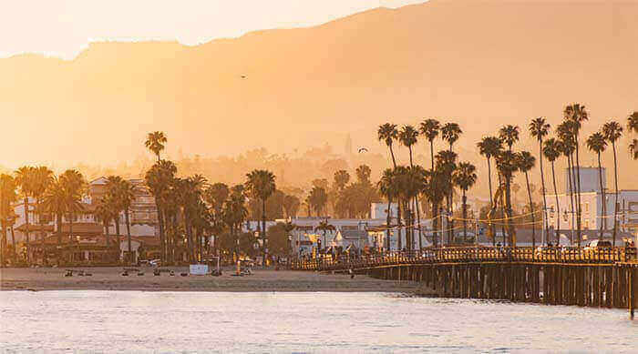 Santa Barbara Beach Hotels