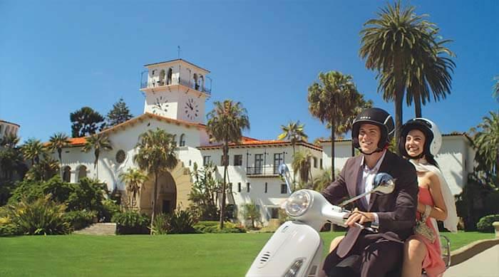 Santa Barbara Romance Tour