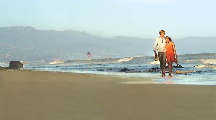 Santa Barbara Romance - The Eagle Inn