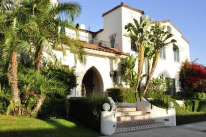 The Eagle Inn History - Santa Barbara Bed and Breakfast