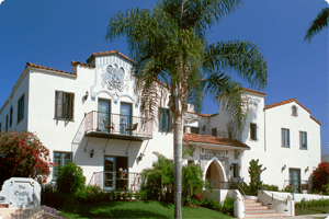 Romantic Hotels in Santa Barbara