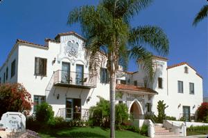 Romantic Hotels in Santa Barbara