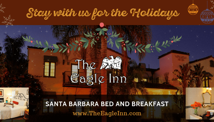 Happy Holidays From The Eagle Inn